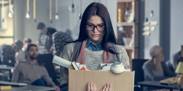 Why Losing A Job Can Be More Traumatic Than Losing A