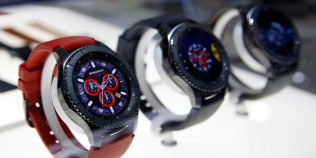 Samsung's New Gear S3 Smartwatch Will Cost A Sky High