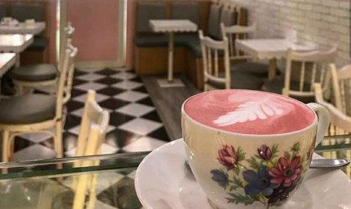 Fancy Some Black Ice Cream Or Pink Latte? These Joints In Mumbai Have You