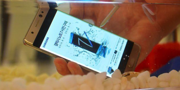 Battery Was The Leading Cause Of The Samsung Galaxy Note7 Fires: