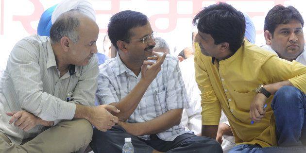 Manish Sisodia Slams Kumar Vishwas For Criticising AAP In