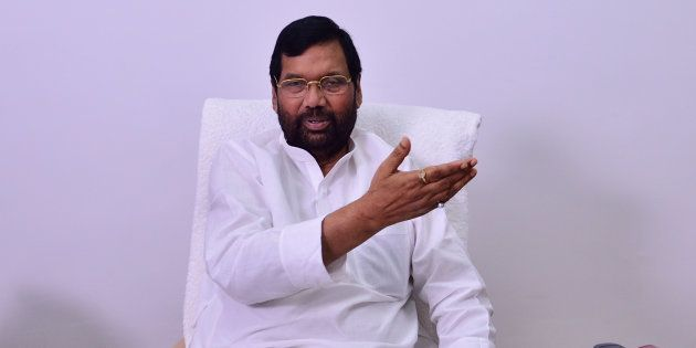 'No Vacancy For The PM's Post Till 2024,' Ram Vilas Paswan Mocks Opposition's 'Grand Alliance'