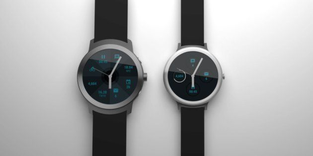 Android Wear 2.0 Is Here: Likely To Be Launched With Two New LG Smartwatches On 9