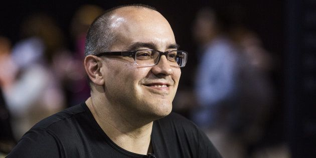Dave McClure, chief executive officer and founder of 500 Startups.
