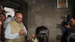 Tribal Couple In Bengal, Who Hosted Amit Shah For Lunch, Joins