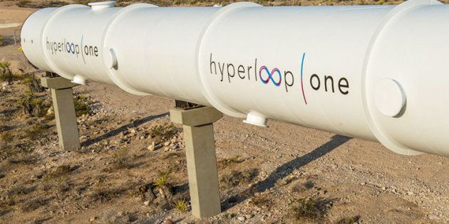 Futuristic Transport Promoter Hyperloop One To Host Global Showcase Event In