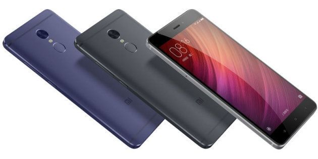 Xiaomi Redmi Note 4 Launched In India With 4100 mAh Battery At
