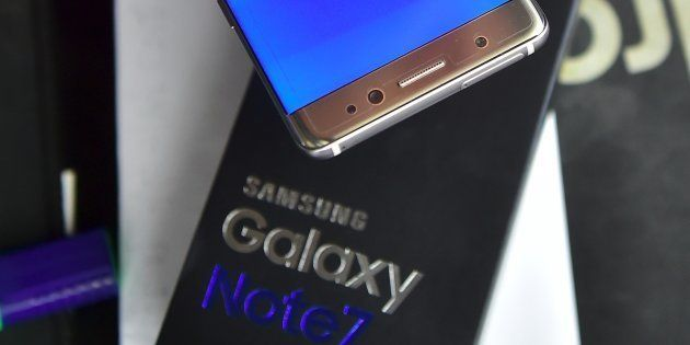 Samsung Pinpoints Galaxy Note7 Fires To Battery Design And Manufacturing