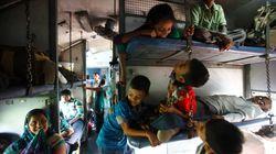 The Unbeatable Charm Of An Indian Railways Train