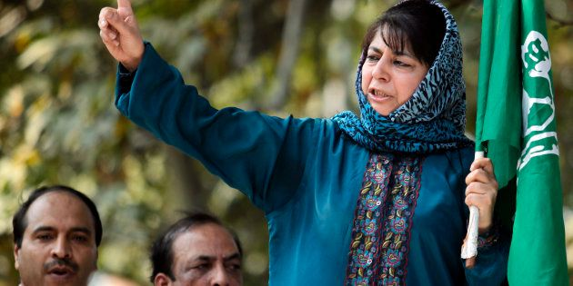 If Anyone Can Resolve The Kashmir Issue, It Is Modi, Says Mehbooba
