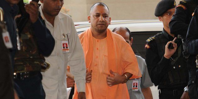 Yogi Adityanath Warns 'Cow Vigilantes' Against Taking Law Into Their Own