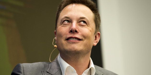 Elon Musk Is Actually Digging Tunnels To Reduce