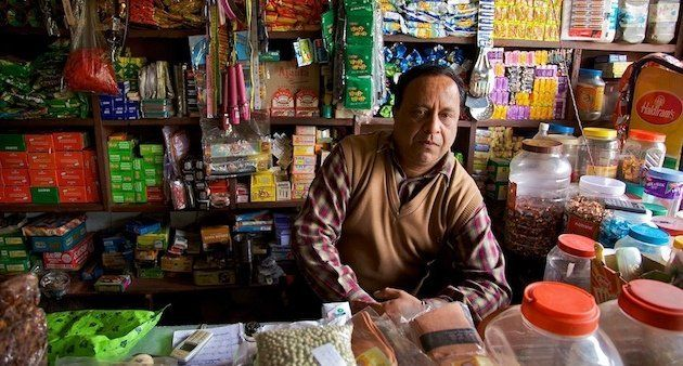The active promotion of enterprises in rural India is a possible way to further growth in the countryside and there's need to examine their possibilities and limitations in order to tackle the problem of burgeoning unemployment