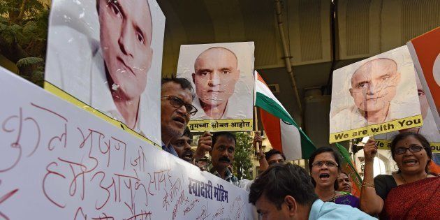 India Moved ICJ As Kulbhushan Jadhav's Life Is Under Threat: Ministry Of External