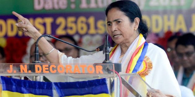 Growing Intolerance Makes Me Ashamed Of Being An Indian, Says Mamata, BJP Hits