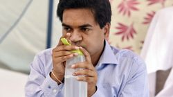 Man Who 'Attacked' Sacked Delhi Minister Kapil Mishra Had Quit Job As CA To Work For AAP, Police