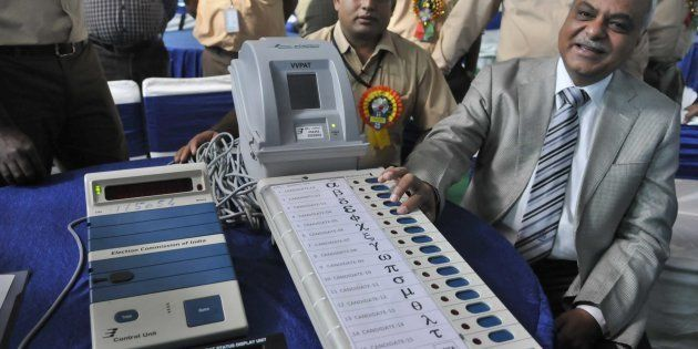 Will Implement VVPAT With EVMs By 2019 General Elections, Says