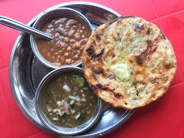 Eating My Way Through Amritsar: Day