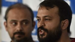 AAP Leader Ashish Khetan Allegedly Receives Death Threat From Fringe Hindu