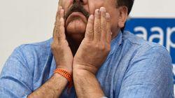AAP Refutes Kapil Mishra's Allegations, Calls It A BJP