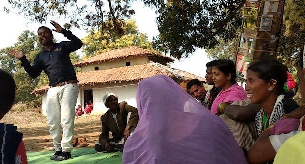How Books In Tribal Languages Are Opening Up New Worlds For Adivasi