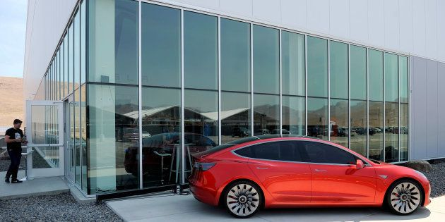 Tesla To Start Test Production Of Model 3 By 20