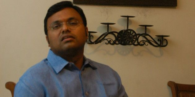 Karti Chidambaram Says CBI Cases, Raids Against Him Being Conducted Out Of Political