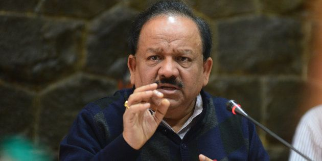 Science & Technology Minister Harsh Vardhan Gets Additional Charge Of Environment