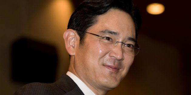 Samsung Chief Arrested For His Alleged Role In A South Korean Corruption