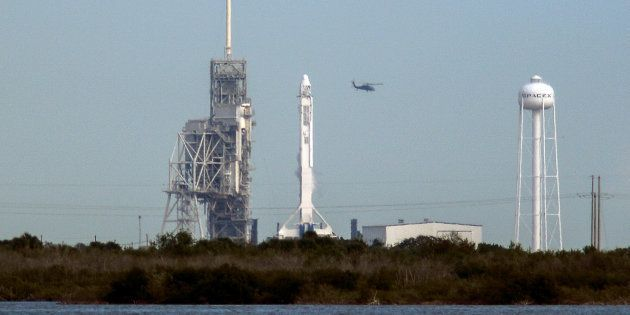 SpaceX's ISS Cargo Mission Successful In The Second