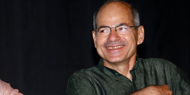 Union Minister Anil Dave Cremated On The Banks Of Narmada