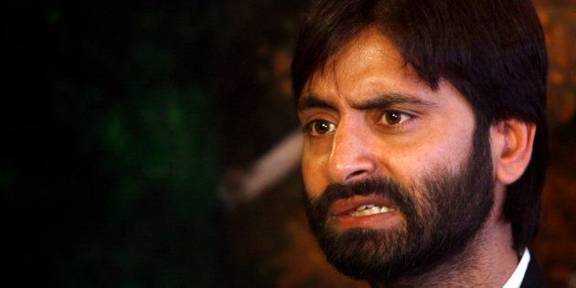 TV Reporter  Accuses JKLF Chief Yasin Malik Of 'Roughing Her Up', Breaking Her