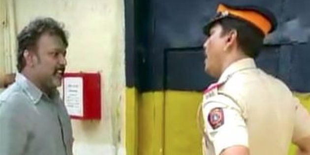 WATCH: 'Do You Know Who I Am?' Jailed NCP Lawmaker Abuses Mumbai