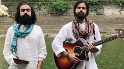 This Video Of Indian And Pakistani Artists Singing Their National Anthems Is Pure
