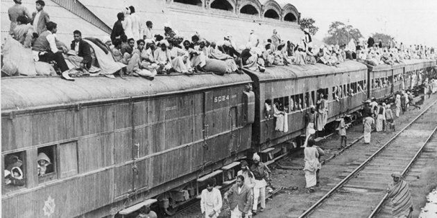 A Train To Partition: My Grandfather's Narrow Escape From