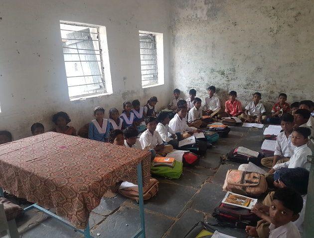 Mohgaon Classroom