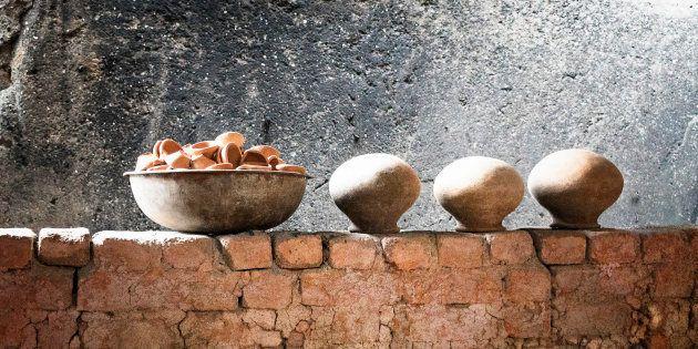 The pottery of Kumbharwada