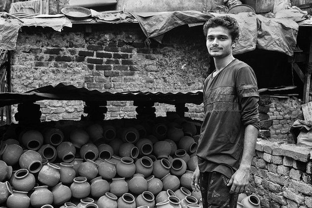 Photoblog: Kumbharwada Is A Throwback To Village Life In