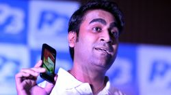 Mohit Goel Of Freedom 251 Maker Ringing Bells Arrested For