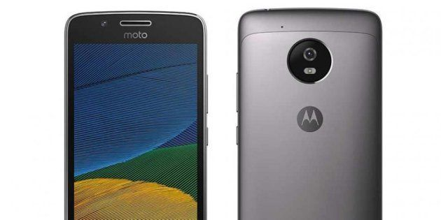 Lenovo Launches Metal Body Moto G5 And G5 Plus At