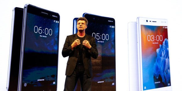 Nokia Unveils Three Android Phones Along With Nokia