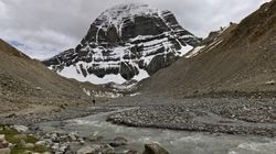 Photoblog: There's No Shrine But You Can Feel The Divine In The Kailash Mansarovar