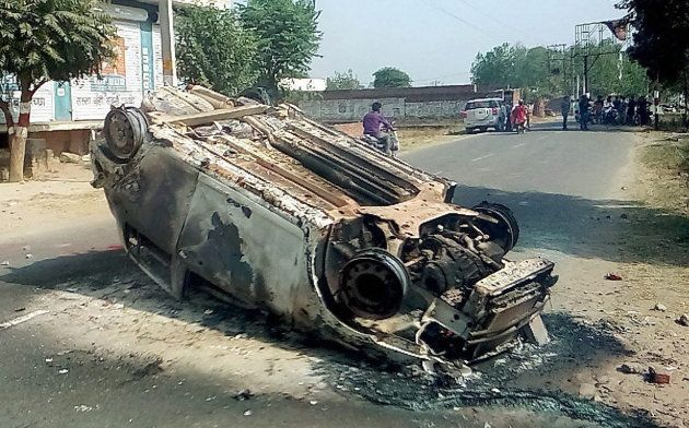 DM, SSP Transferred After Fresh Violence In Saharanpur; Mobile And Internet Services