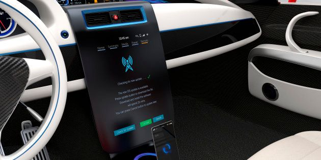 If You Thought Your Smartphone Was Cool, Wait Till You See What Smart Cars Can