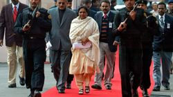 Mayawati Deliberately Not Provided Security, Allege BSP