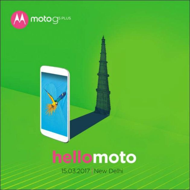 Moto G5 And Moto G5 Plus To Be Launched In India On 15
