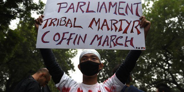 Bodies Of 8 Tribals Killed In 2015 Anti-Tribal Bill Agitations In Manipur Laid To Rest After 632