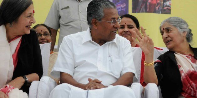 BJP, Congress Youth Outfits Clash During Agitation Against Pinarayi Vijayan-Led Govt In