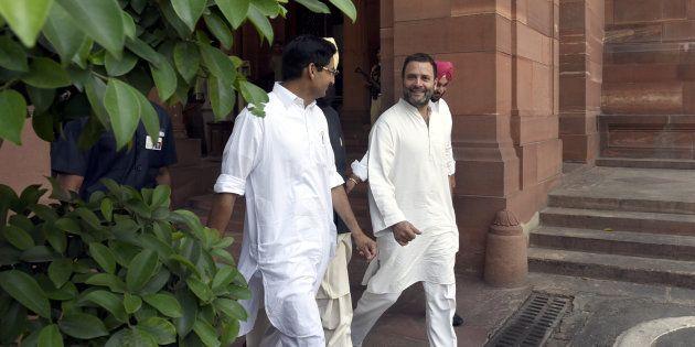 Despite Being Denied Permission To Visit, Rahul Gandhi Leaves For Violence-Hit