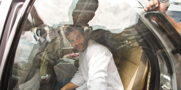 Saharanpur Borders Sealed Ahead Of Rahul Gandhi's Visit To The Strife-Torn